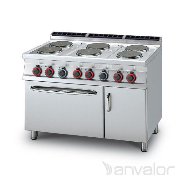 Ipari Tűzhely - CFV6-712ETV