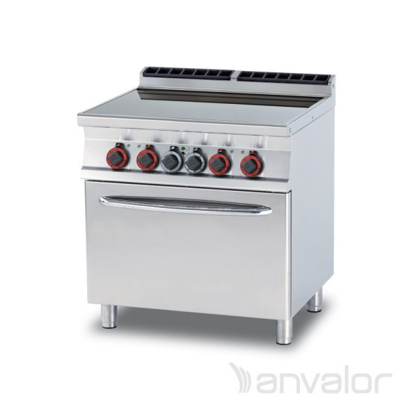 Ipari Tűzhely - CFVC4-78ET