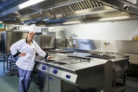 Bízd ipari konyhád tervezését az Anvalorra!