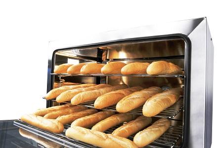 Ipari sütő - A jó konyha alapja